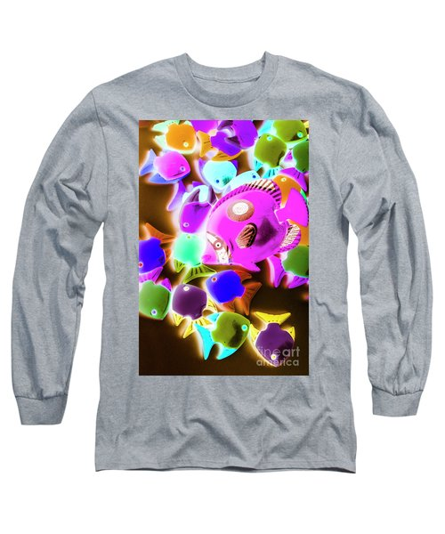 Finding Neon Long Sleeve T-Shirt