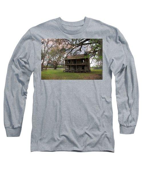 Florida Farmhouse Falls Apart Long Sleeve T-Shirt