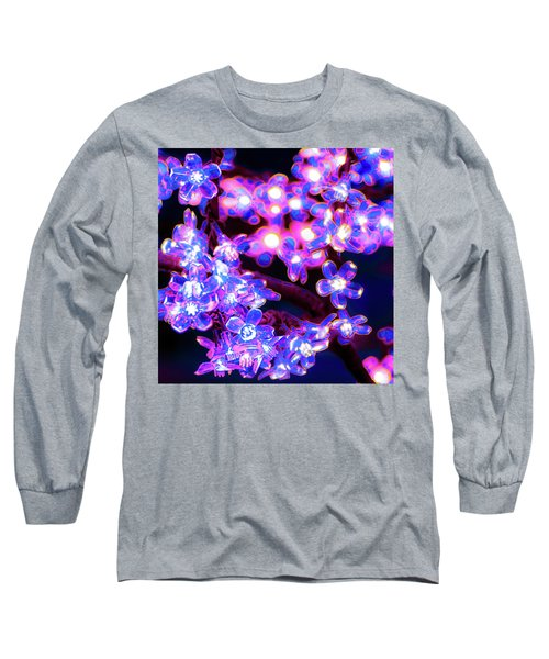 Flower Lights 8 Long Sleeve T-Shirt