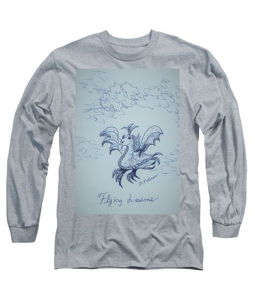 Flying Lessons Long Sleeve T-Shirt