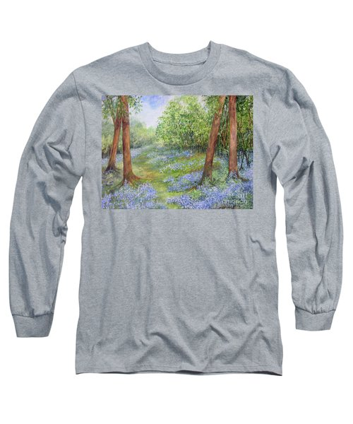 Follow The Bluebells Long Sleeve T-Shirt