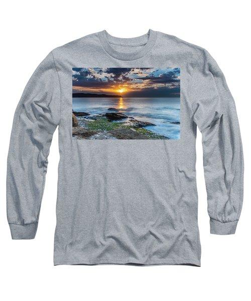Follow The Golden Path Long Sleeve T-Shirt