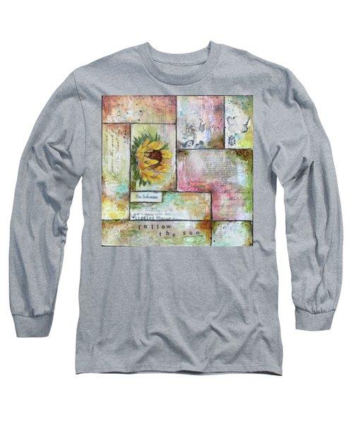Follow The Sun Long Sleeve T-Shirt