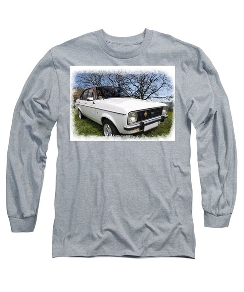 Ford Escort Long Sleeve T-Shirt