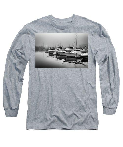 Foss Fog Long Sleeve T-Shirt