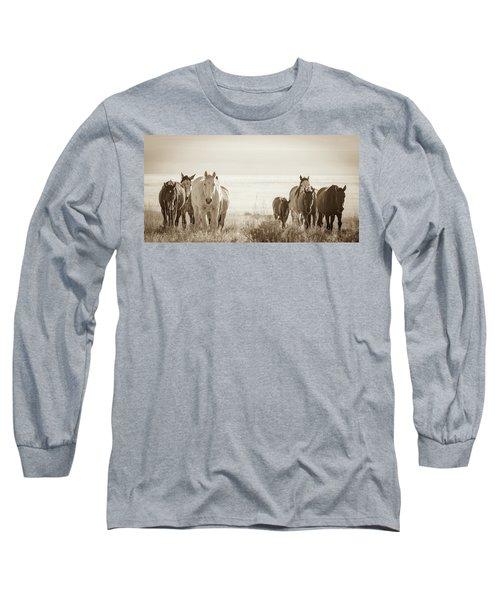 Free Family 3 Long Sleeve T-Shirt