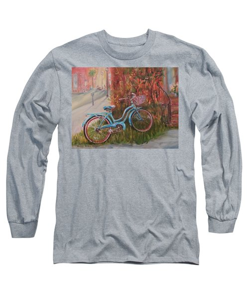 Frequent Flyer Long Sleeve T-Shirt