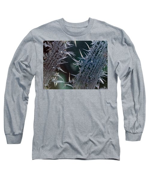 Frost Design Long Sleeve T-Shirt