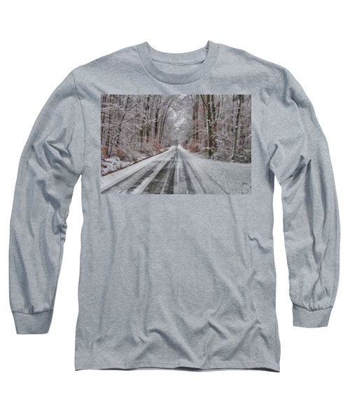 Frozen Road Long Sleeve T-Shirt