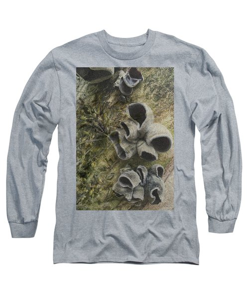 Fungi And Algae Long Sleeve T-Shirt