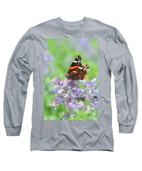 Garden Beauty Long Sleeve T-Shirt