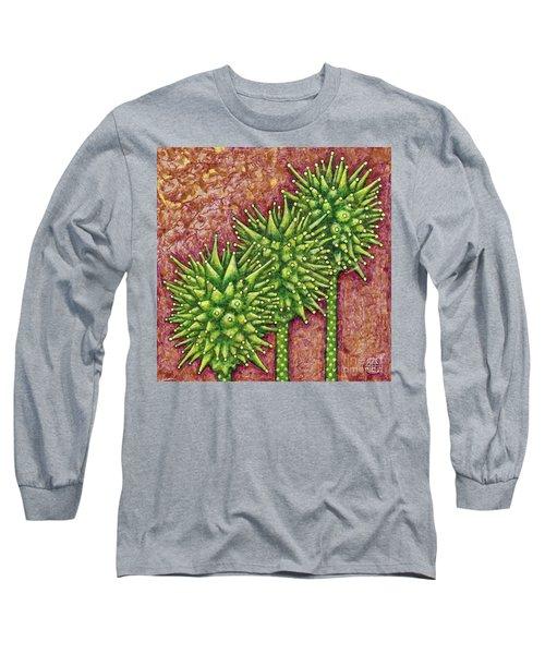 Garden Room 33 Long Sleeve T-Shirt