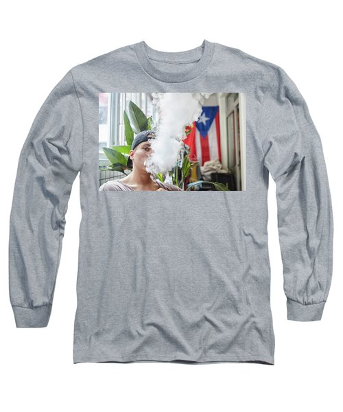 Garth Is Art Long Sleeve T-Shirt