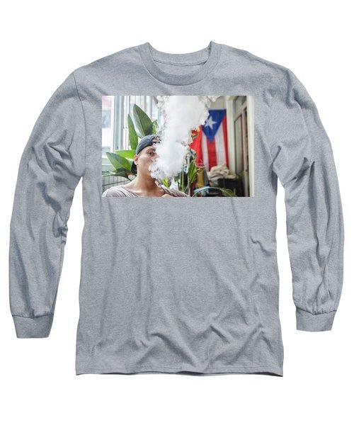 Garth Is Art Long Sleeve T-Shirt