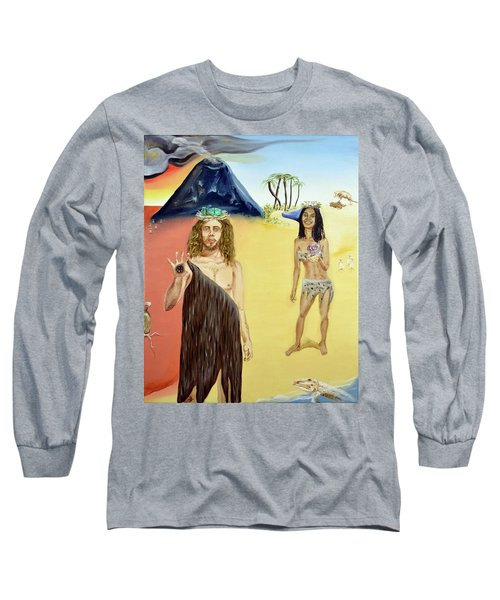 Genesis Long Sleeve T-Shirt