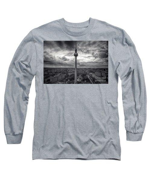 Germany - Berlin Panorama Long Sleeve T-Shirt
