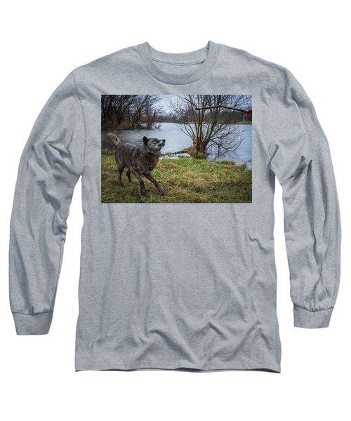 Get The Stick Long Sleeve T-Shirt