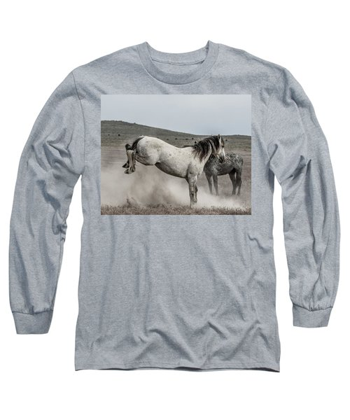Getting Some Air Long Sleeve T-Shirt