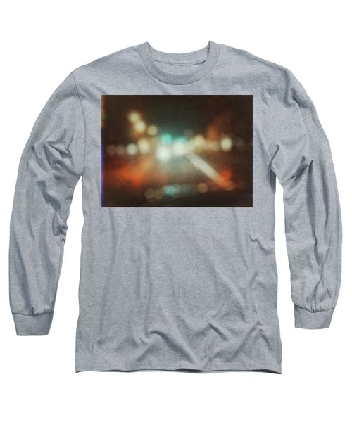 ghosts V Long Sleeve T-Shirt