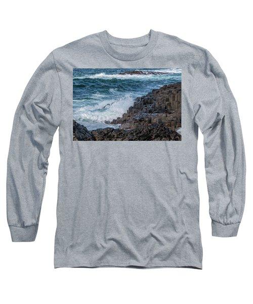 Giant's Causeway Long Sleeve T-Shirt