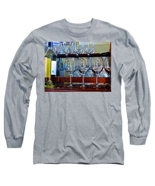 Glass Act... Long Sleeve T-Shirt