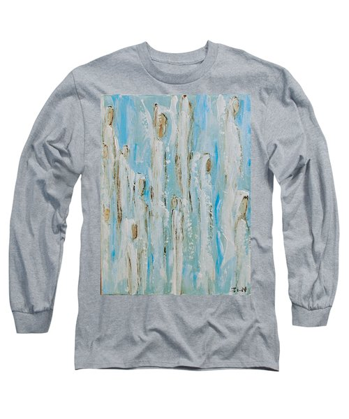 Glorifying Angels Long Sleeve T-Shirt