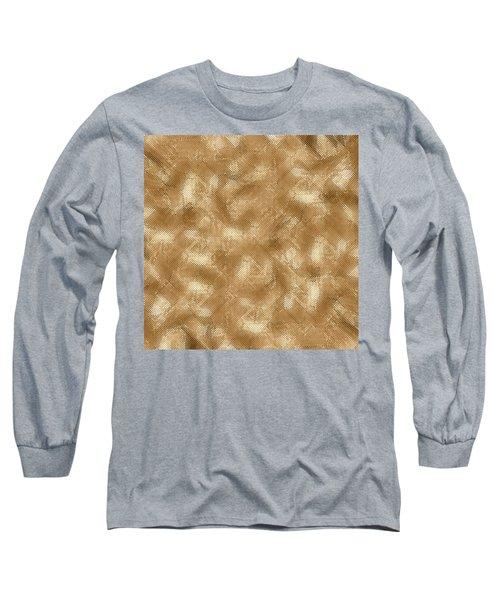 Gold Metal  Long Sleeve T-Shirt