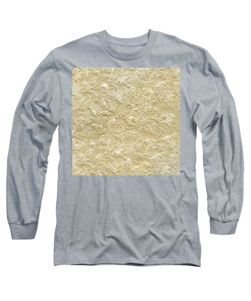 Gold Stone  Long Sleeve T-Shirt
