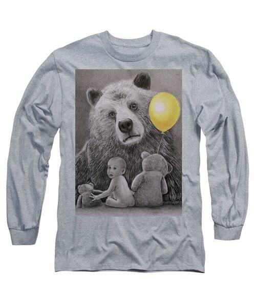 Goldilocks And The Three Bears Long Sleeve T-Shirt
