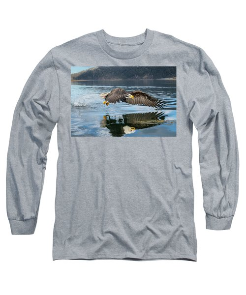 Grab-n-go Long Sleeve T-Shirt