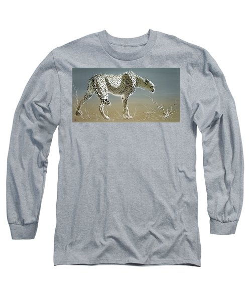 Graceful Hunter Long Sleeve T-Shirt