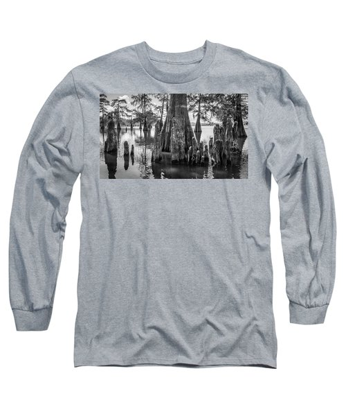 Grand Lake Cypress Long Sleeve T-Shirt