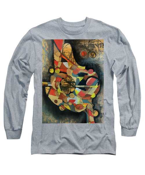 Grounded In Art Long Sleeve T-Shirt