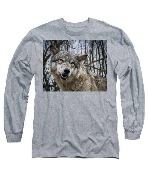Grrrrrrrr Long Sleeve T-Shirt