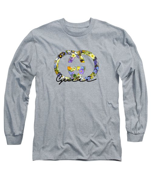 Gucci Floral Series Long Sleeve T-Shirt