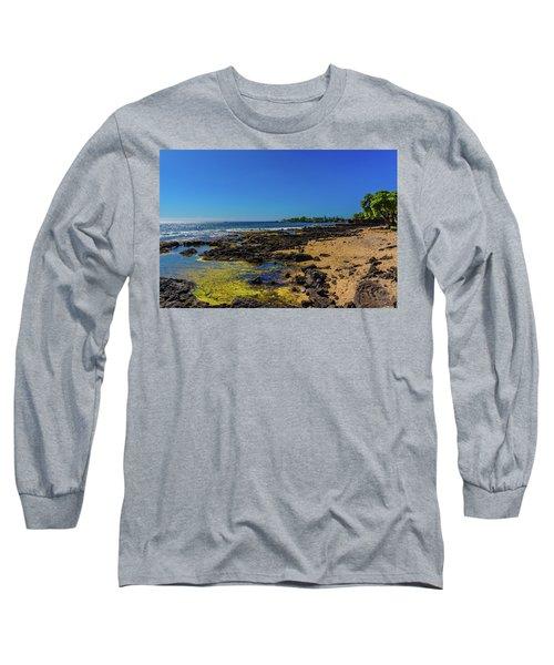 Hale Halawai Tide Pool Long Sleeve T-Shirt