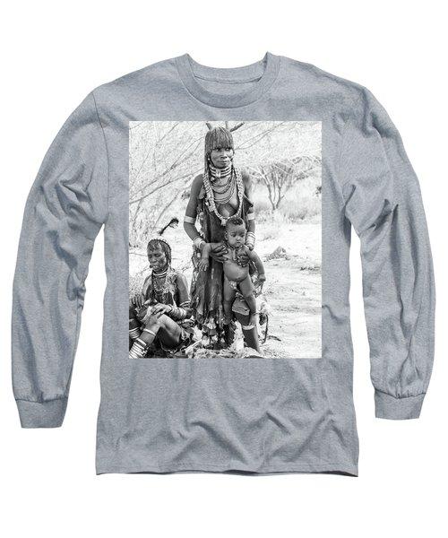 Hammer Women And Child Long Sleeve T-Shirt