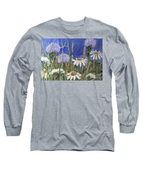 Happy Skies Long Sleeve T-Shirt