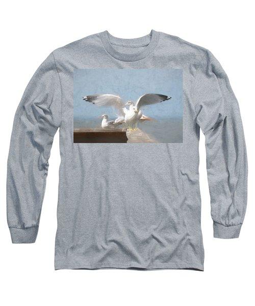 Harbour Watch Long Sleeve T-Shirt