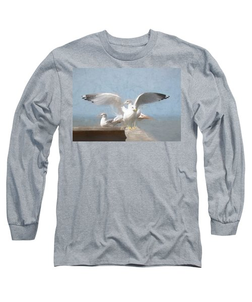 Harbour Watch Long Sleeve T-Shirt