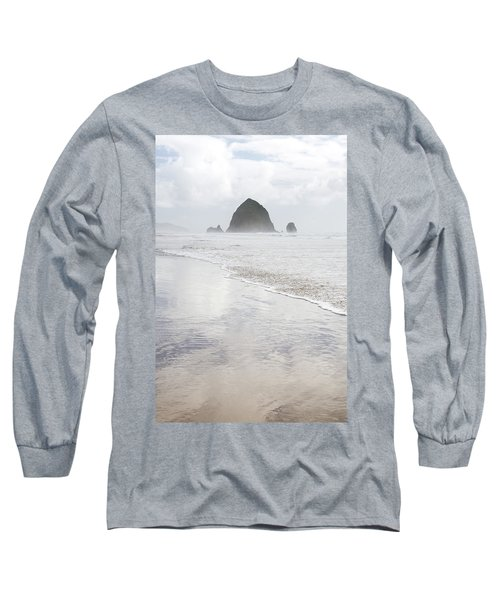 Haystack Rock Long Sleeve T-Shirt
