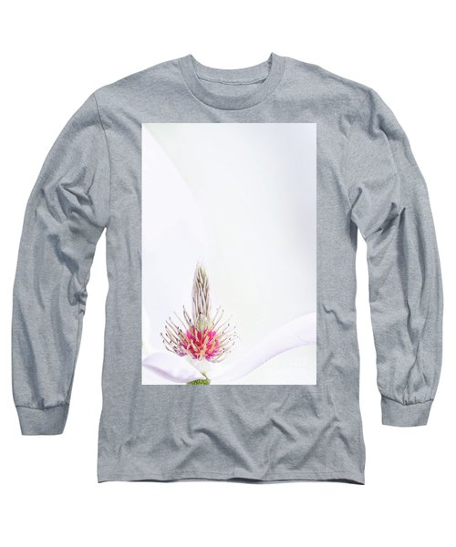 The Heart Of A Magnolia Long Sleeve T-Shirt
