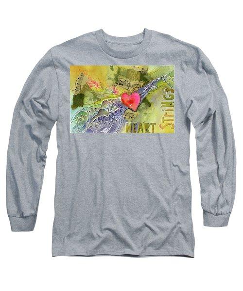 Heart Strings Long Sleeve T-Shirt