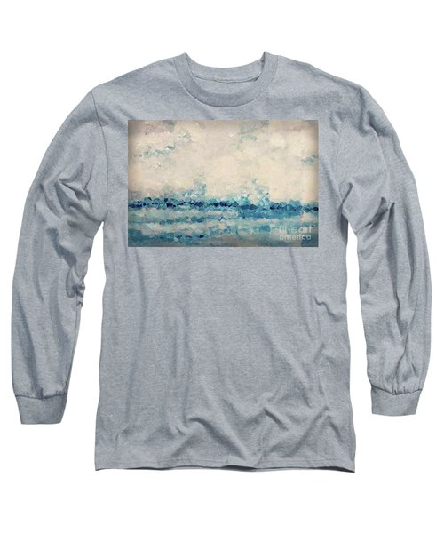 Hebrews 4 16. Come Boldly Long Sleeve T-Shirt