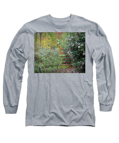 Hidden Gate Long Sleeve T-Shirt