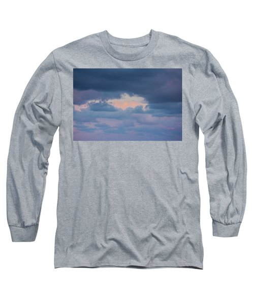 High Above The Clouds Long Sleeve T-Shirt