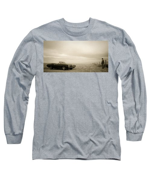 High Plains Drifter Long Sleeve T-Shirt