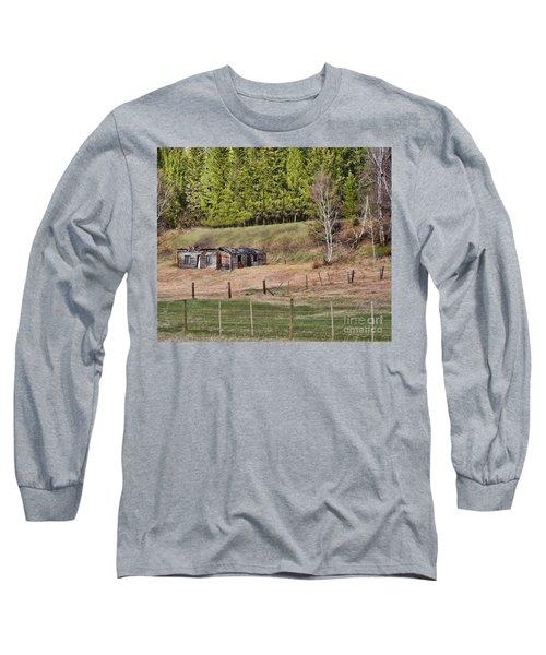 Highway History Long Sleeve T-Shirt