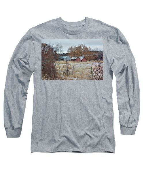 His And Hers Long Sleeve T-Shirt