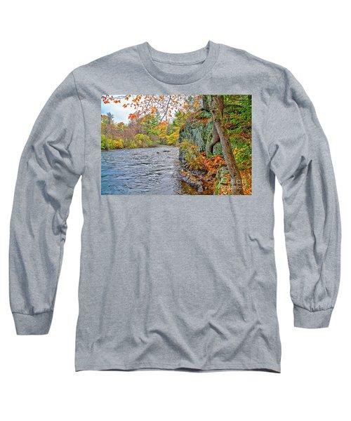 Hogback Dam Pool Long Sleeve T-Shirt